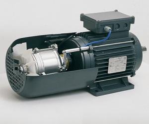 externe chladenie pre elektromotor