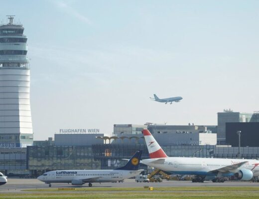 transfer from vienna airport
